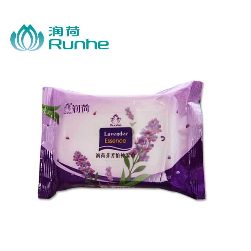 Runhe Lavender Wipes